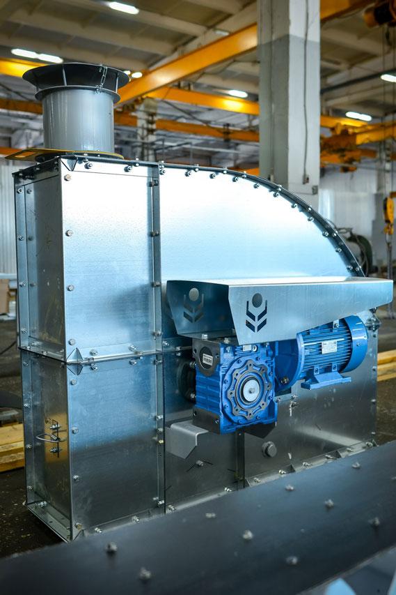 Ковшовый транспортер нории скребковый конвейер для руды