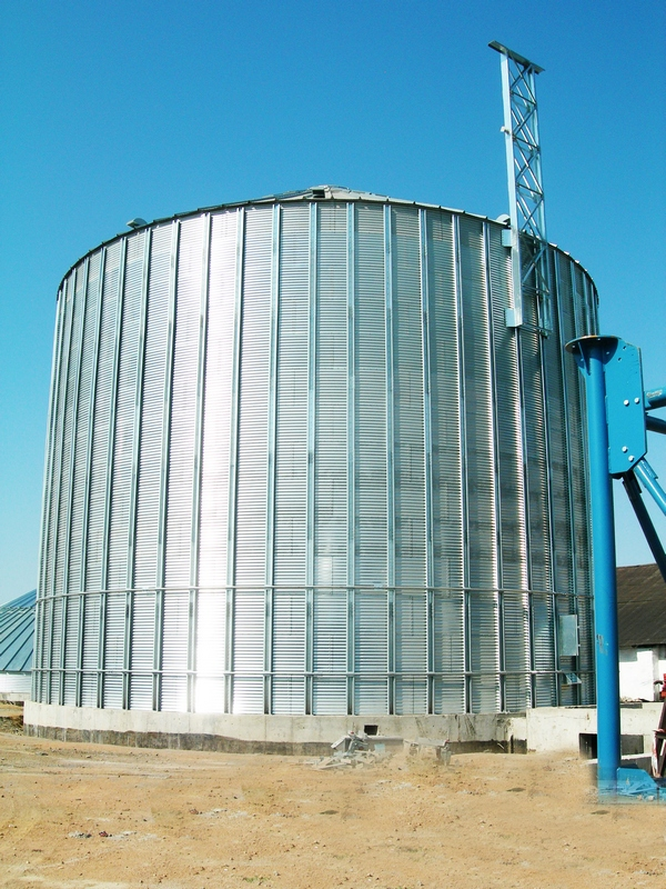 Емкости для хранения зерна